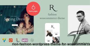 Rion - Fashion WordPress Theme for WooCommerce By fami_themes