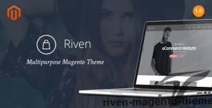 Riven Magento Theme By novaworks