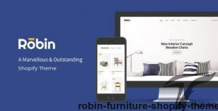 Robin – Furniture Shopify Theme By bootxperts