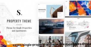 Sagen - Single Property and Apartment Complex Theme By select-themes