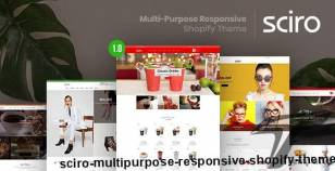 Sciro – Multi-Purpose Responsive Shopify Theme By engotheme