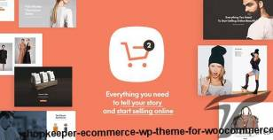 Shopkeeper - eCommerce WP Theme for WooCommerce By getbowtied