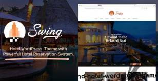 Swing - Resort and Hotel WordPress Theme By accesskeys
