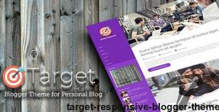 Target - Responsive Blogger Theme By fbtemplates
