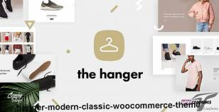 The Hanger - Modern Classic WooCommerce Theme By getbowtied
