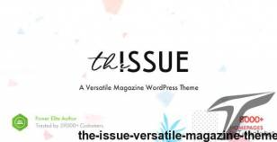 The Issue - Versatile Magazine Theme By fuelthemes
