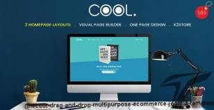 TheCool - Drag and Drop Multipurpose eCommerce Joomla Template