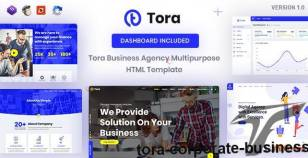 Tora : Corporate Business By themetrades