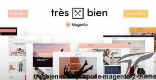 Tresbien - Multi-Purpose Magento 2 Theme By meigeeteam