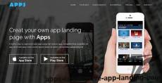 APPS - Responsive App Landing Page