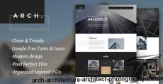 Arch. - Architecture / Architect / Photography Theme
