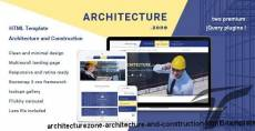 Architecture.Zone - Architecture and Construction HTML5 Template