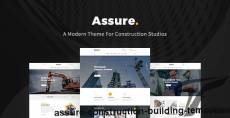 Assure - Construction Building Templates By fusionnlab
