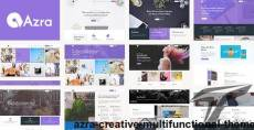 Azra - Creative Multi-Functional Theme