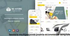 BeStore - Multipurpose Joomla eCommerce Template By smartaddons