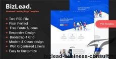 Bizlead - Business Consulting By ir-tech
