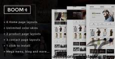 Boom - Fashion & Accessories Prestashop Theme