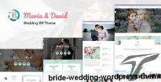 Bride - Wedding WordPress Theme