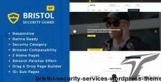 Bristol - Security Services WordPress Theme