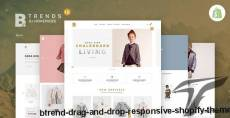Btrend - Drag And Drop Responsive Shopify Theme