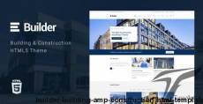Builder - Building & Construction HTML Template