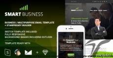 Business - Multipurpose Responsive Email Template + Stampready Builder