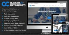 Business - Multipurpose Website Template For Business