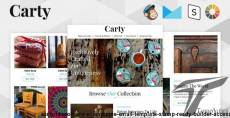 Carty - Responsive Ecommerce Email Template + Stamp Ready Builder Access