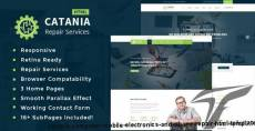 Catania - Computer, Mobile, Electronics and Phone Repair HTML Template