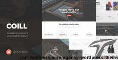 Coill | Business & Agency WordPress Theme