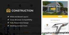 Construction - Ultimate Construction Template