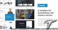 Consult - A Template for Consultation and Finance Service
