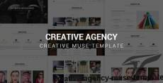 Creative Agency - Muse Template By muse-master