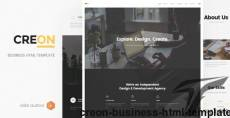 Creon - Business HTML Template