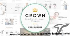 Crown - WooCommerce Responsive Fashion Theme