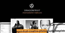 Dragon Fruit - Creative Photography Template