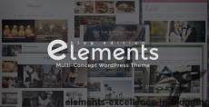 Elements - Excellence in Blogging