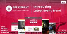 Event Conference - Event, Meeting & Conference