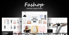 FAshop - premium Responsive fashion Shopify theme