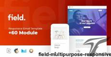 Field - Multipurpose Responsive By mail-star