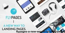 FlyPages - A New Way To Landing Pages