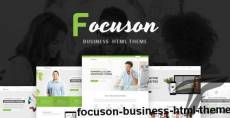 Focuson - Business HTML Theme