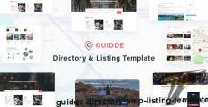Guidde - Directory & Listing Template By tophive