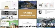 Harris - Creative WordPress Theme