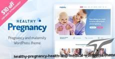 Healthy Pregnancy - Health & Medical WordPress Theme