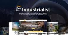 Industrialist - An Expert Theme for Industry & Manufacturing Businesses