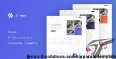 Jirono - IT Solutions and Corporate Template By tempload