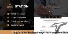 LegalStation – Law/Legal,Lawyer, Business Template