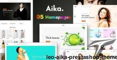 Leo Aika - Prestashop Theme By leo-theme