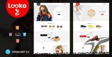 Looka - Glasses & Shoes Opencart Theme By aeipix